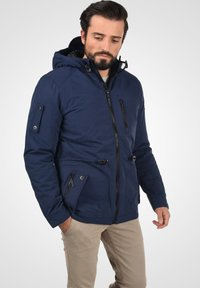 Blend - WINTERJACKE MARCO - Winter jacket - navy - 0