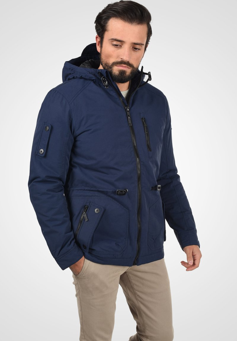 Blend - WINTERJACKE MARCO - Winter jacket - navy