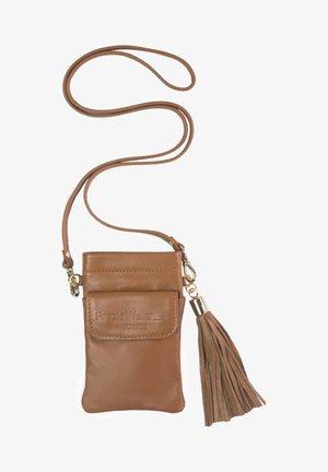 SMARTPHONE  - Across body bag - brown