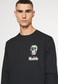 Diamond Supply Co. - CALAVERA TEE - Pitkähihainen paita - black - 3