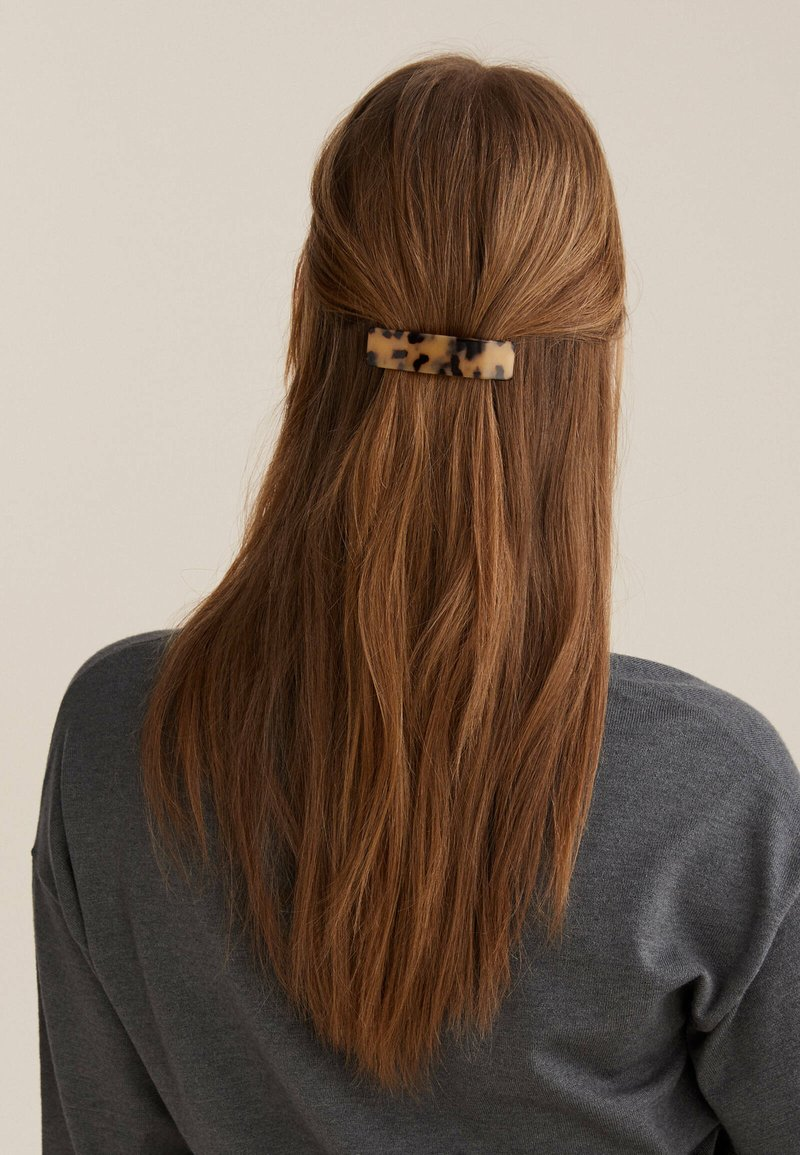 OYSHO - Hair styling accessory - black