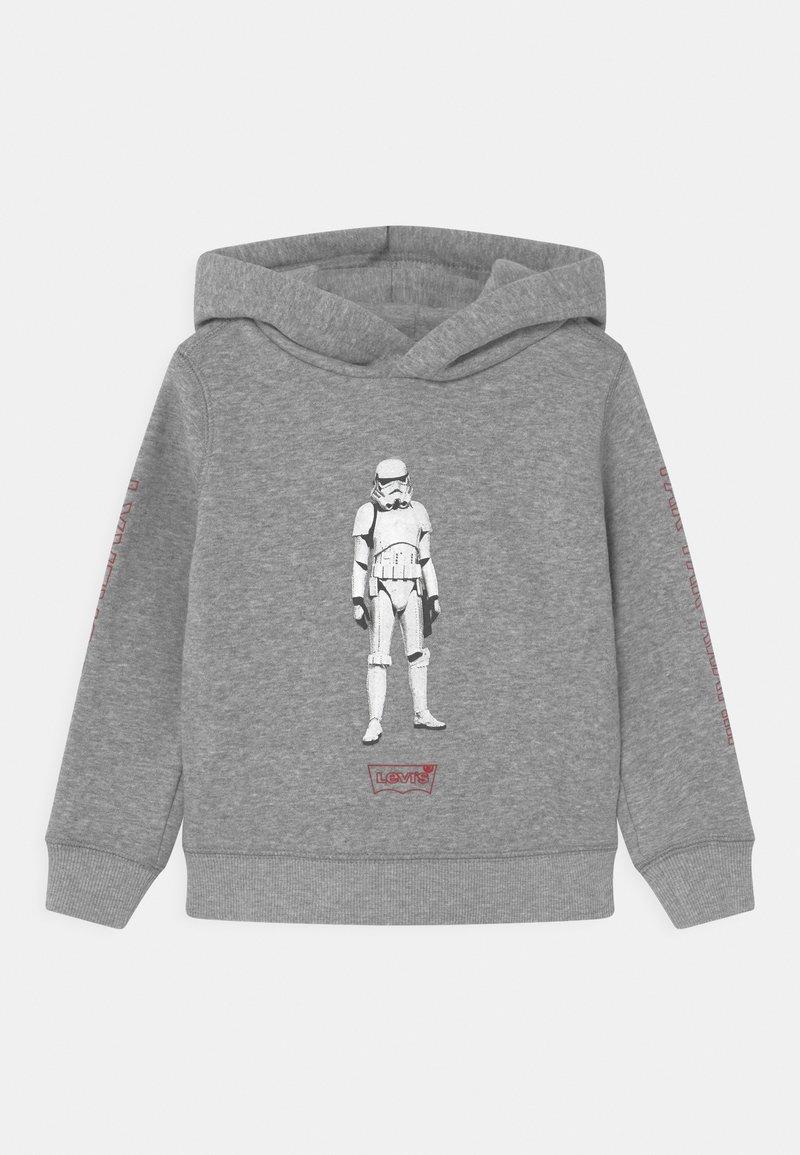 Levi's® - STAR WARS STORM TROOPER  UNISEX - Hoodie - grey
