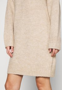 Even&Odd - Jumper dress - beige - 4
