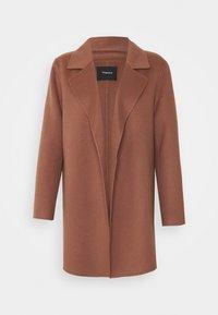 Theory - CLAIRENE LUXE NEW - Classic coat - dark rose - 6