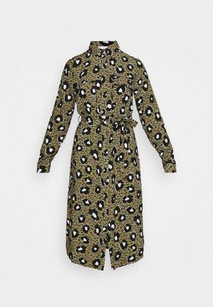 VIKARLA SHIRT DRESS - Shirt dress - butternut