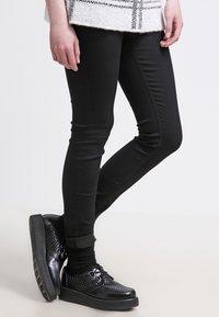 MAC Jeans - DREAM - Jeans Skinny Fit - black - 3