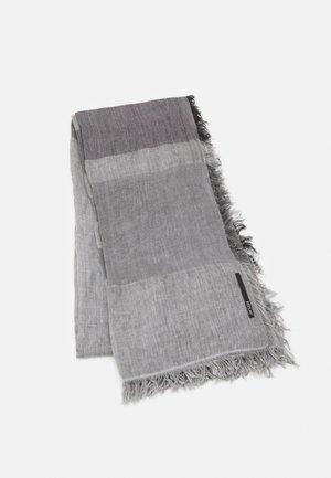 SCARF UNISEX - Scarf - light iron grey