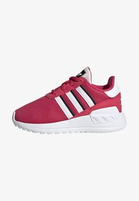 adidas Originals - LA TRAINER LITE SHOES - Trainers - pink - 1