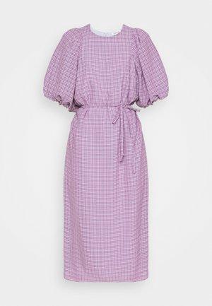 TESSA DRESS - Day dress - purple
