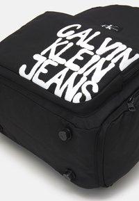 Calvin Klein Jeans - BACK TO SCHOOL BACKPACK UNISEX - Rucksack - black - 4