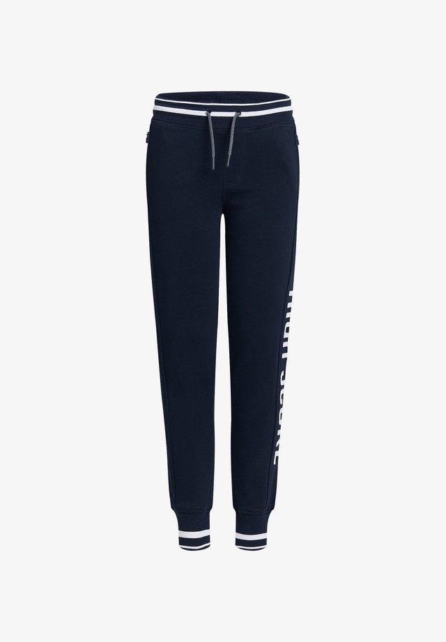 MET TEKST - Pantaloni sportivi - dark blue