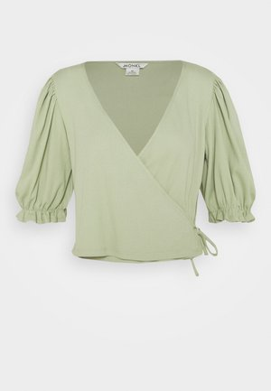 ULLA  - Print T-shirt - green