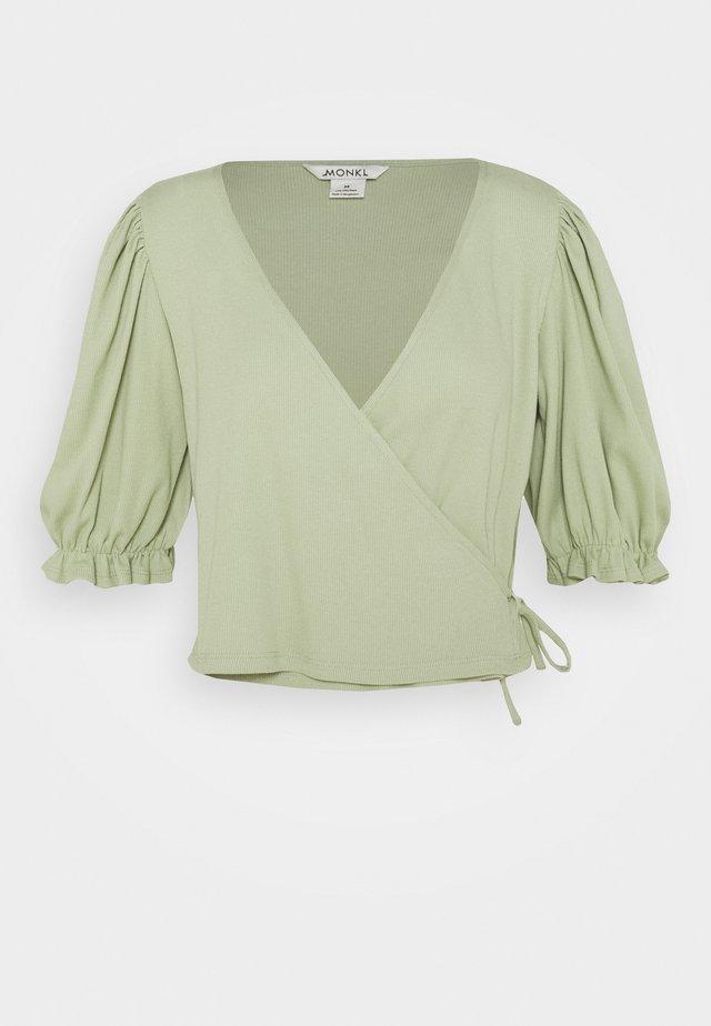 ULLA  - T-shirts print - green