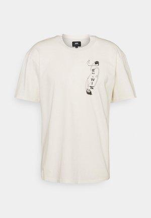 HOKUSAI MANGA - Potiskana majica - whisper white