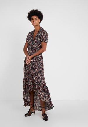 NONNA DRESS WITH HIGH LOW HEM - Robe longue - indigo