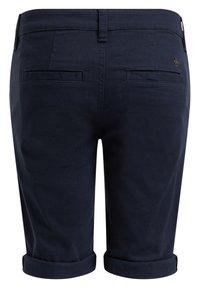 WE Fashion - Shorts - navy blue - 4