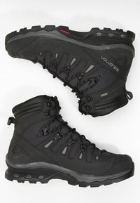 Salomon - QUEST 4D 3 GTX - Hiking shoes - phantom/black/quiet shade - 1