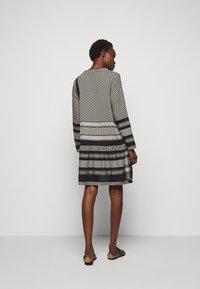 CECILIE copenhagen - DRESS - Vestito estivo - black/stone - 2