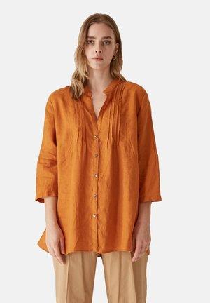 Blouse - arancione
