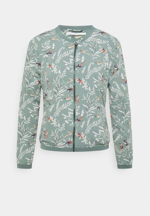 ONLNOVA LUX JACKET - Bomber Jacket - chinois green