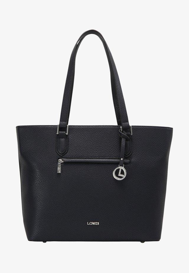 ELLA - Shopping bags - marine