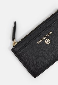 MICHAEL Michael Kors - JET SET CHARM SLIM CARD CASE - Wallet - black - 3