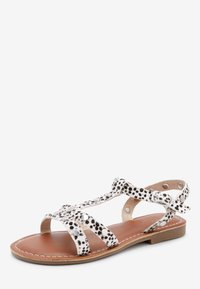 Next - TAN STUD LEATHER SANDALS (OLDER) - Sandals - multi-coloured - 3