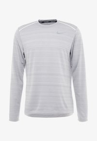 DRY MILER - Funktionsshirt - atmosphere grey/heather/vast grey/silver