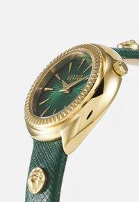 Versus Versace - TORTONA - Hodinky - gold-coloured/green - 4