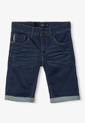 Short en jean - dark blue denim