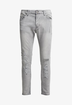 ASTON - Jeans Skinny - dark grey wash