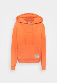 WOMENS ESSENTIALS HOODIE - Sweatshirt - orange