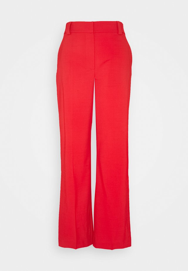 EMERGE - Pantalones - fire red