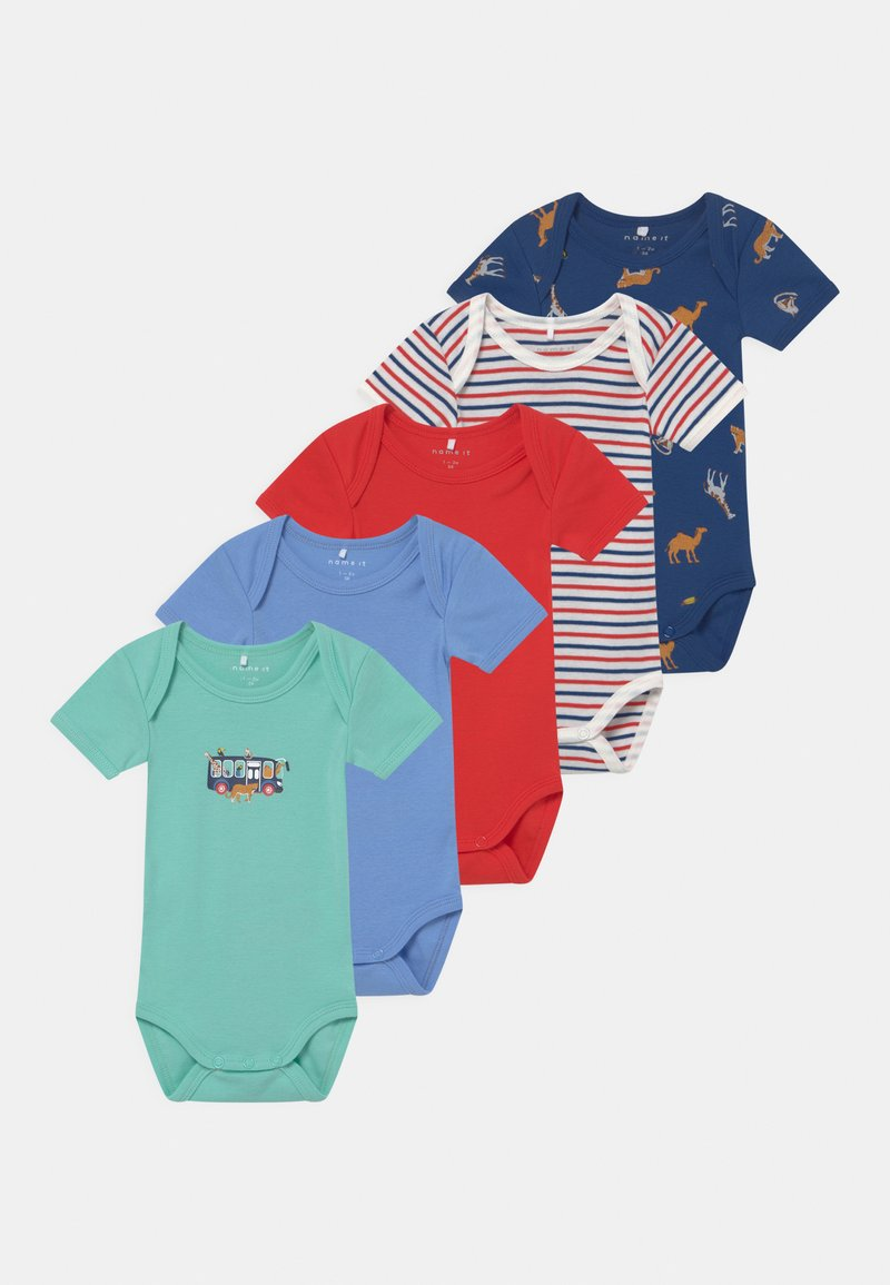 Name it - NBMFEDAN 5 PACK - Body - navy peony