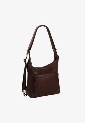VAJEN - Handbag - braun