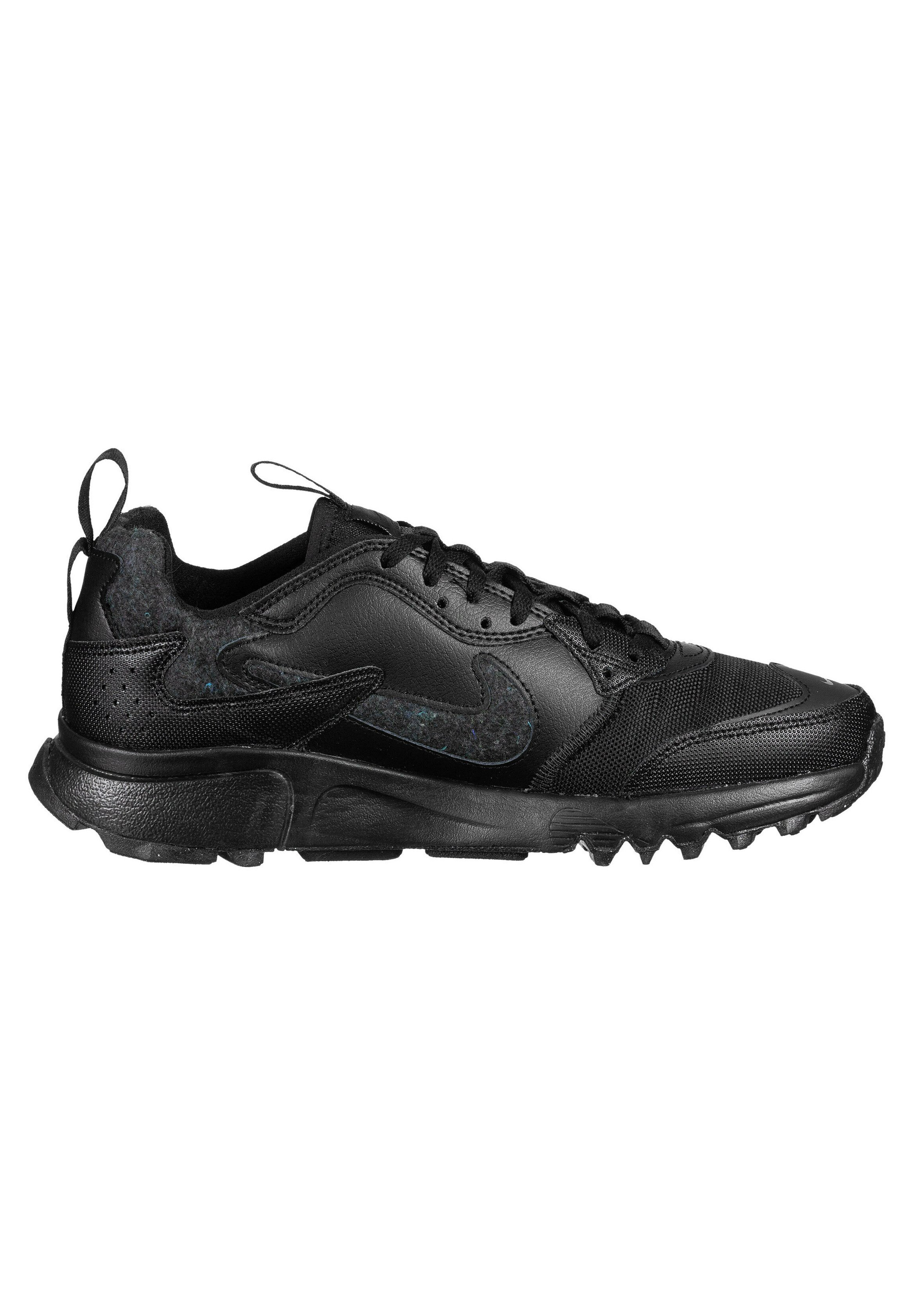 Nike Sportswear ATSUMA TRAIL - Baskets basses - black/noir ...