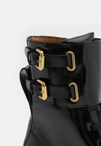 See by Chloé - MALLORY LACE UP - Lace-up ankle boots - black - 6