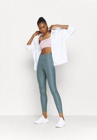 Nike Performance - ONE 7/8  - Tights - hasta/dark teal green - 1