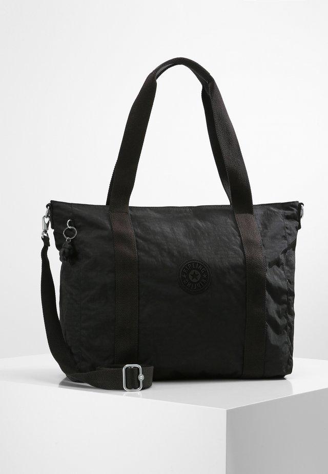 ASSENI - Shoppingväska - black