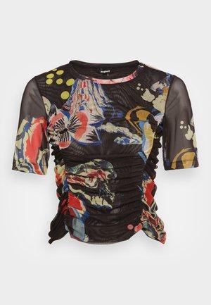 BRUSELAS BY CHRISTIAN LACROIX - T-shirts med print - black