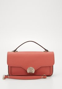 Guess - BELLE ISLE XBODY FLAP - Kabelka - coral - 0