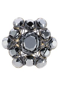 Konplott - Ringe - black antique brass - 4