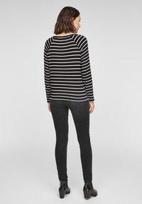 s.Oliver - Jumper - black stripes - 2