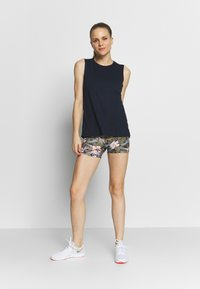 Cotton On Body - TWIST BACK MUSCLE TANK - Toppi - navy - 1