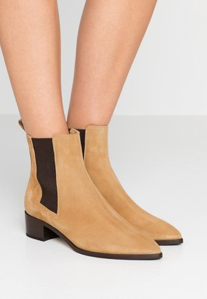 LOU - Classic ankle boots - toscano