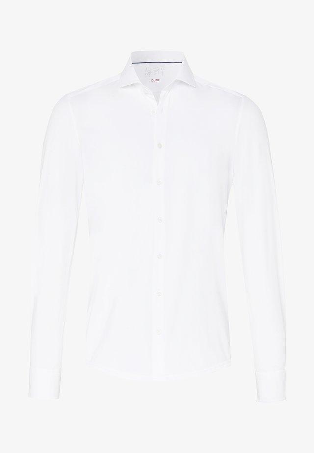 LONG SLEEVE - Formal shirt - white