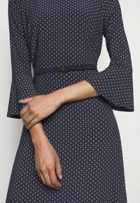 Lauren Ralph Lauren - PRINTED DRESS - Jersey dress - navy/colonial - 5