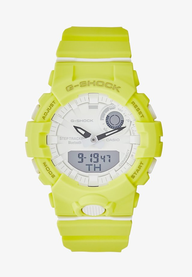 SHOCK - Digitální hodinky - gelb