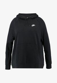 Nike Sportswear - HOODIE PLUS - Hoodie - black - 4