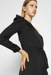 DESIGNERS REMIX - MEA ONE SHOULDER DRESS - Occasion wear - black - 7